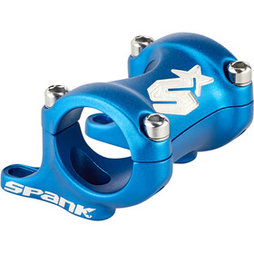 Spank Spike Potencia DM 25/30, Ø31.8mm, shotpeen blue